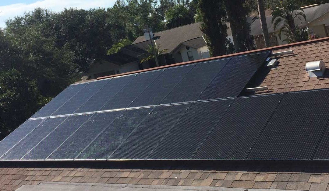 Have You Considered Solar Panels for Summer?