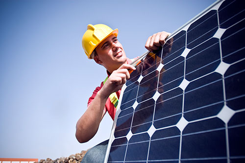 Residential and Commercial Solar Panels