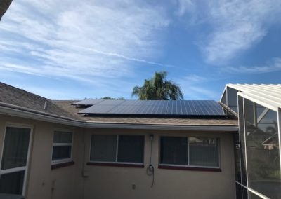 tampa bay solar panel company