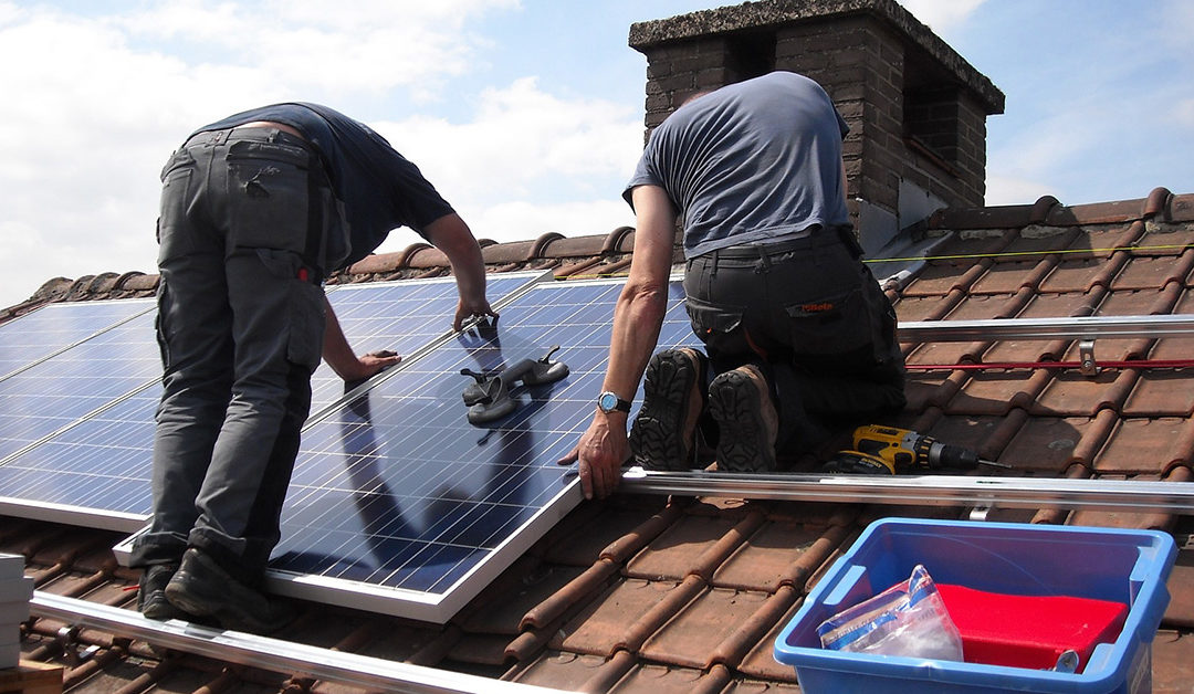 Considering Solar Panels? Take into Account These Incentives