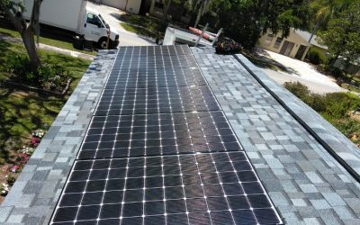 FEMA Recommends Microinverters