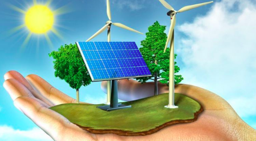Solar Panel Affects on Climate Change