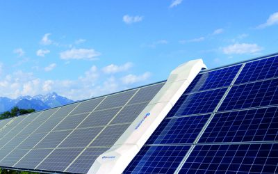 Solar Panel Cleaning Services from Solar Max